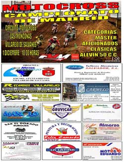 Motocross en Villarjeo