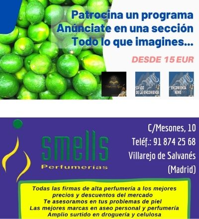 Encomienda - Smells